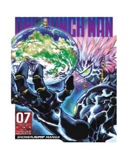 One Punch Man Vol 7