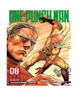 One Punch Man Vol 8