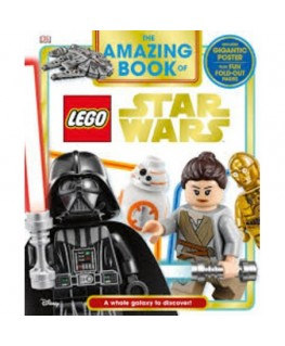 Amazing Book Lego Star Wars