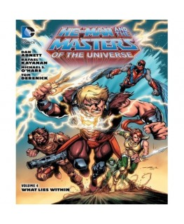 He Man And Masters Volume 4