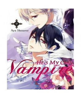 Hes My Only Vampire