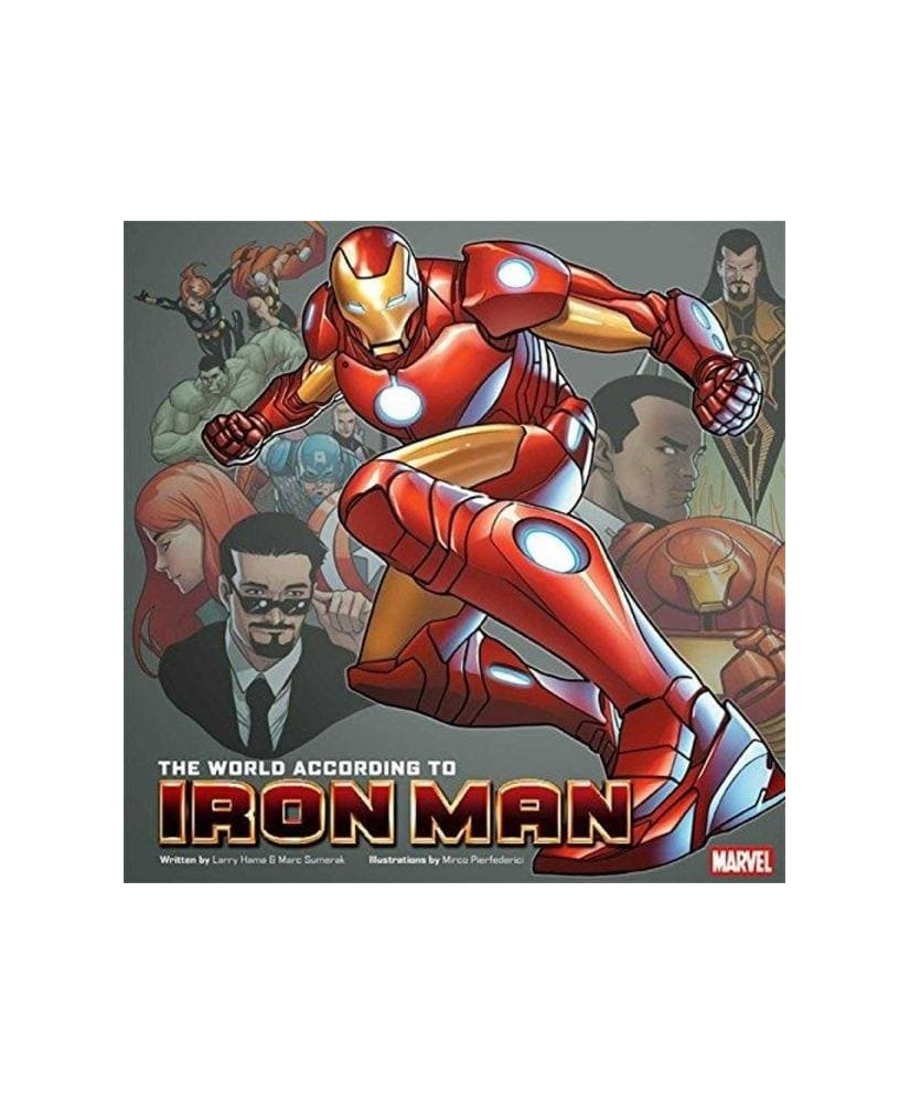 The World According to Iron Man (Insight Legends)