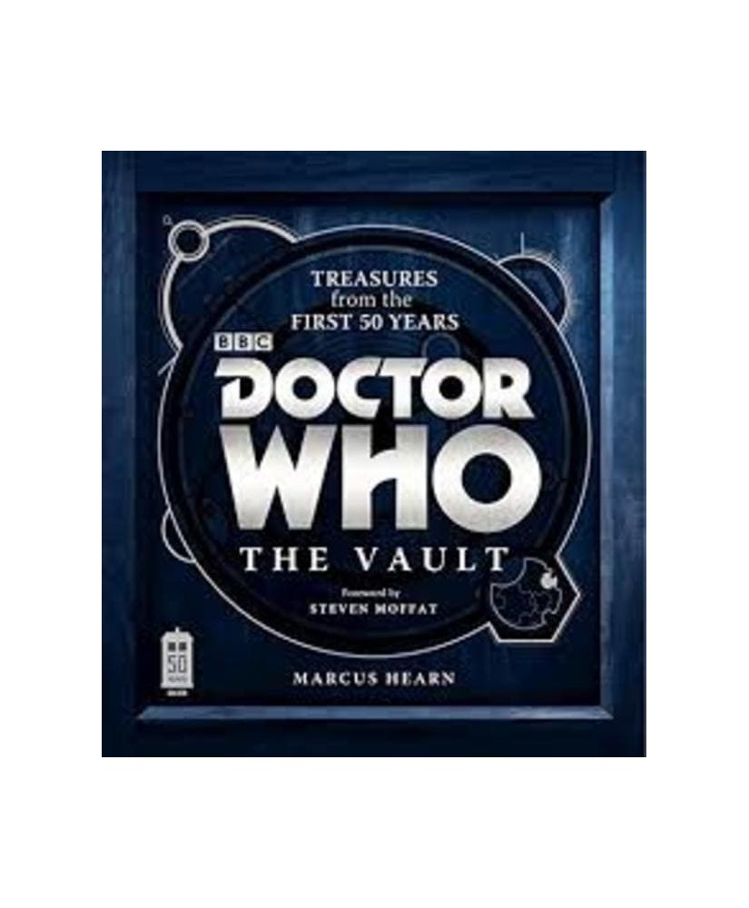 Doctor Who: The Vault: Treasures from the First 50 Years