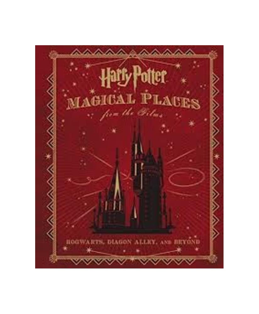 Harry Potter: Magical Places from the Films: Hogwarts