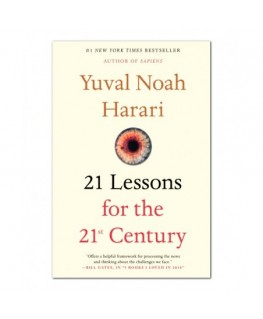 21 Lessons For 21St Century