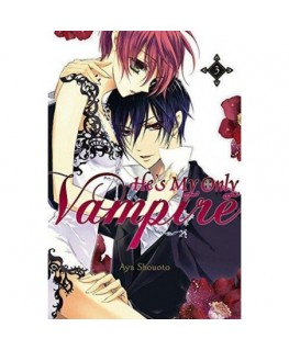 He's My Only Vampire Vol. 3