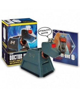 Doctor Who: K-9 Light-and-Sound Figurine and Illustrated Book (RP Minis)