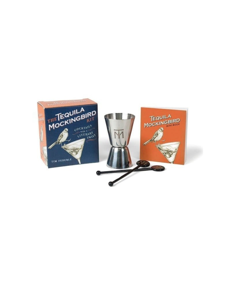 The Tequila Mockingbird Kit: Cocktails with a Literary Twist (RP Minis)