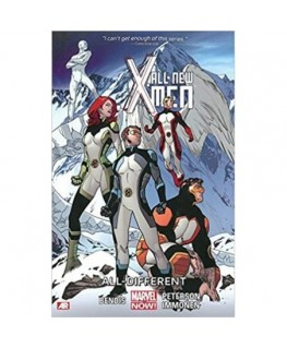 All-New X-Men Volume 4: All-Different (Marvel Now) (Marvel Now!: X-men)